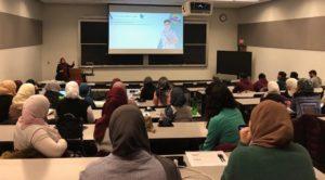 محاضرة جامعة تورنتو - إدارة المشاعر - الاخبار - مشروع سلام